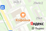 Схема проезда до компании Профессор в Москве