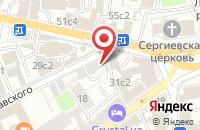 Схема проезда до компании Редакционно-Издательский Центр «Классика» в Москве