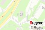 Схема проезда до компании Help2Business в Москве