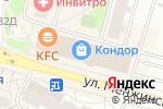 Схема проезда до компании Оптик Сити в Москве