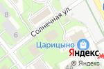 Схема проезда до компании Хайп Пицца в Москве