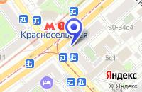 Схема проезда до компании МАГАЗИН МЕБЕЛЬ В ОФИС И ДОМ в Москве