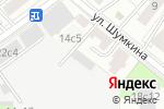 Схема проезда до компании Дом Вашего Бизнеса в Москве