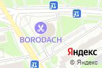 Схема проезда до компании КАР-СТРАХОВКА в Москве