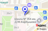 Схема проезда до компании САЛОН МЕБЕЛИ ЕВРО-ЛАЙН в Москве