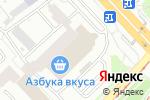 Схема проезда до компании Лайма в Москве