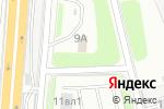 Схема проезда до компании Тонировка Авто в Москве