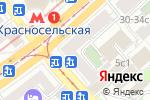 Схема проезда до компании Стиль Пешеход в Москве
