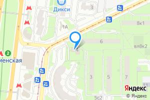 Двухкомнатная квартира в Москве Судостроительная ул., 21\u002F11