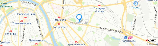 район Таганский