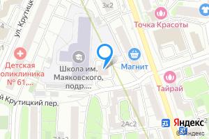 Снять комнату в двухкомнатной квартире в Москве 1-я Дубровская улица, 2Бк2