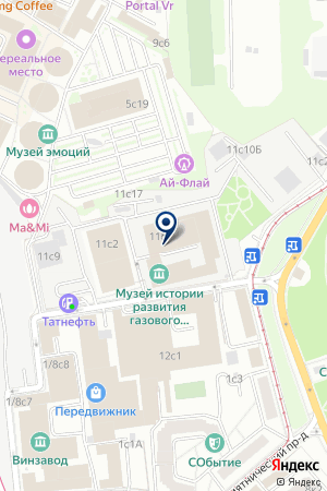 УПРАВЛЕНИЕ АВАРИЙНО-ВОССТАНОВИТЕЛЬНЫХ РАБОТ СЛУЖБА 04 на карте Москвы