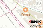 Схема проезда до компании Sturdy Design в Москве