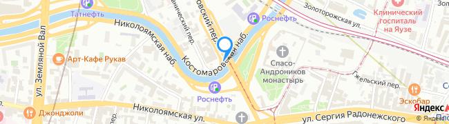 Костомаровская набережная
