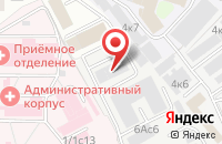 Схема проезда до компании Строительная Транспортная Компания в Москве