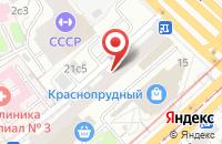 Схема проезда до компании Трэйд Медиа Интернэшнл в Москве