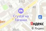 Схема проезда до компании Вестник Аналитики в Москве