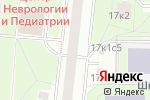 Схема проезда до компании ПАЛИТРА в Москве