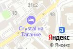 Схема проезда до компании QuestMoscow в Москве