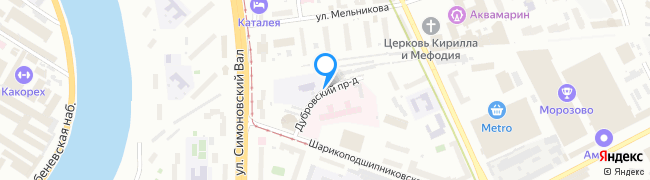 Дубровский проезд