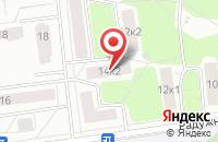 Схема проезда до компании Ноль Пять в Московском
