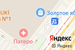 Схема проезда до компании Bag & You в Москве