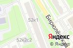 Схема проезда до компании Центр красоты и здоровья в Москве