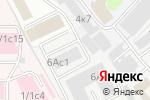 Схема проезда до компании Art Leon в Москве