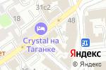Схема проезда до компании Торговый дом Империя качества в Москве