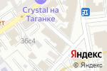 Схема проезда до компании АЭК в Москве