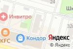 Схема проезда до компании Beerometr в Москве