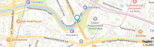 Костомаровский мост