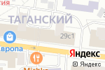 Схема проезда до компании Моне в Москве