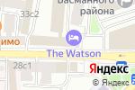 Схема проезда до компании Лидер Класс в Москве