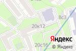 Схема проезда до компании Laundry Moscow в Москве