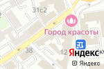 Схема проезда до компании Правовой эксперт в Москве