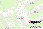 Схема проезда до компании Чартерок в Москве