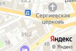 Схема проезда до компании Бизнес Точки Роста в Москве
