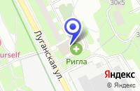 Схема проезда до компании АПТЕКА ЦАРИЦЫНО в Москве