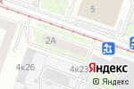 Схема проезда до компании Binola.ru в Москве