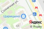 Схема проезда до компании Ремонтируем все.рф в Москве