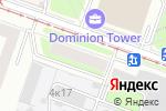 Схема проезда до компании Хоум-Сантехника в Москве