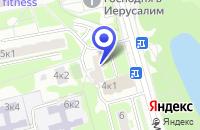 Схема проезда до компании АКБ МИКОМС-БАНК в Москве