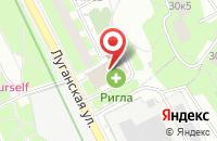 Схема проезда до компании Респект Групп в Москве