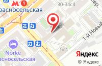 Схема проезда до компании Ремкомплект в Москве