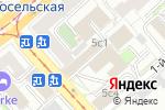 Схема проезда до компании Московская Шоколадная Мануфактура в Москве