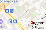 Схема проезда до компании Шторы и рукоделие в Москве