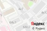 Схема проезда до компании 5zap.ru в Москве