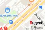 Схема проезда до компании Броксталь в Москве