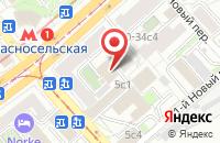Схема проезда до компании Колледж университетский в Москве